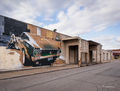 old,mustang,mural,detroit,motor,city,1967,fastback