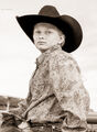 Young Rodeo Girl