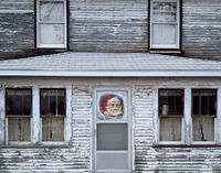 farmhouse,santa,wisconsin