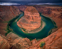 horseshoe,bend,colorado,plateau,slickrock,wilderness