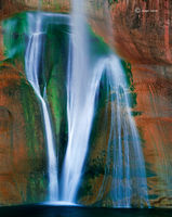 water,ballet,colorado,plateau,canyon,waterfall