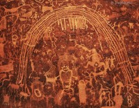 ancient,rainbow,utah,ancestral,puebloan,site