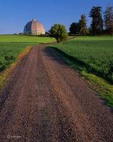 country,road,washington,round,barn