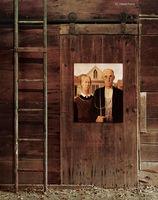 american,gothic,illinois,barn,interior