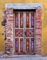 mexico,artist,door