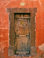holy,door,mexico,colonial