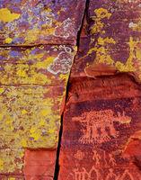 ancient,bobcat,southwest,petroglyph