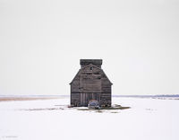 winter,solitaire,illinois,barn,old,cadillac