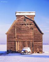 hibernation,illinois,barn,winter