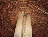 ss,enterprise,round,barn,interior,illinois