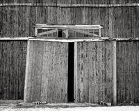 weathered,passage,indiana,barn,doors