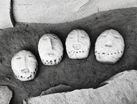 ancient,navajo,yei,bi,chei,maskes,in-situ,colorado,plateau