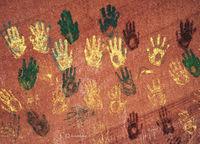ancient,hands,colorado,plateau,ancestral,puebloan,hand,prints