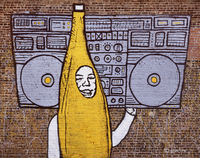 "Jammin"" Banana Man"