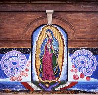 pilsen,guadalupe,chicago,street,art,mural