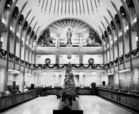 art,deco,christmas,fort,wayne,indiana,eve