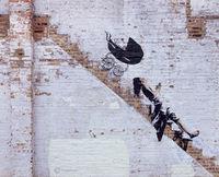 banksy,chicago,street,art