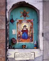 saint,nino,atocho,chicago,street,altar