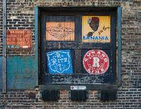 Chicago,street,art,loading,dock