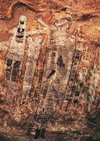 ancient,anthropomorphs,colorado,plateau