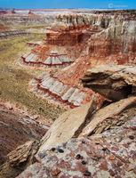 Canyon Of The Navajo