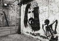 frank,zappa,lives,chicago,street,art
