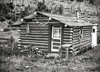 crested,butte,cabin,colorado
