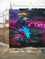 nevermore,chicago,street,art
