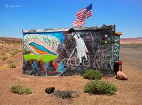 Street Art On The Rez
