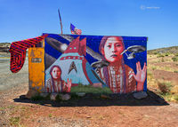 live,long,prosper,navajo,nation,arizona,street,art,DebraYepa-Pappan, Jetsonorama