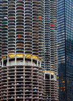 futurama,marina,towers,chicago,christmas