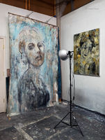 artist,studio,chicago,corinna