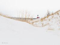 snow,drifts,winter,lake,michigan