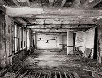 abandoned,classroom,school