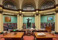 chicago,art,institute,library,artists