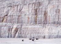 chicago,moonscape,old,thornton,quarry