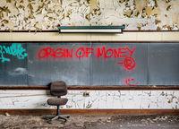 origin,money,abandoned,school,rust,belt