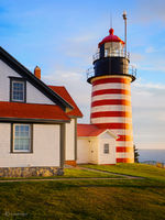 west,quoddy,lighthouse,maine,atlantic,coast