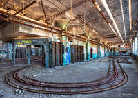 abandoned,factory,rust,belt,train,has,left,the,station
