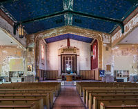 abandoned,church,rust,belt