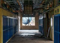 hallway,abandoned,school,rust,belt