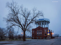 gary,water,tower,indiana,church