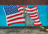 fading,statute,of,liberty,mural,losing,indiana