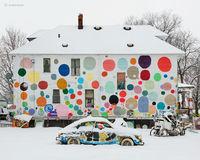 heidelberg,house,detroit,street,art,tyree,guyton