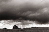 winged,rock,navajoland,shiprock,