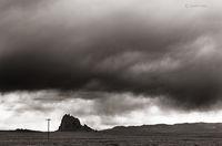 winged,rock,navajoland,shiprock,