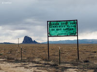 no,littering,shiprock,new,mexico