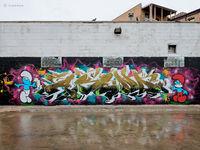 smurfs,graffiti,chicago,asend