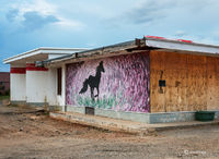 urban,ranch,abandoned,gas,station,utah