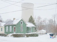 nuclear,cooling,tower,winter,rust,belt,urban,landscape,christmas